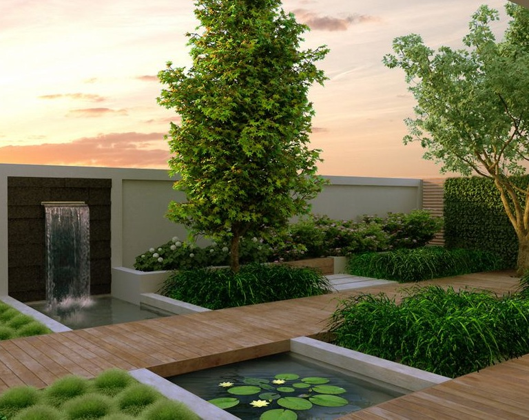 Ландшафтный дизайн в Самаре